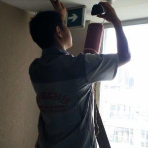 雍和宫大厦办公室无线监控
