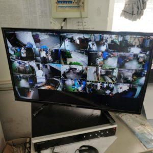 北航大学激光制造监控系统