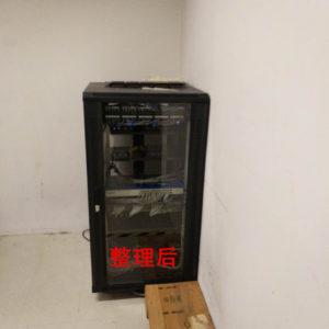 浦丹光电大厦网络系统扩容改造及线路整理